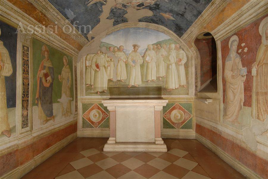 Cappella delle Rose