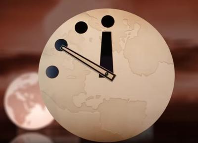 orologio apocalisse