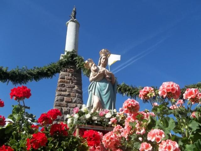 Ogni Giorno Una Lode a Maria, 7 gennaio 2021. Madonna delle Grazie, prega per noi!