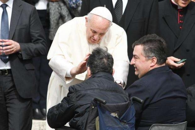 Papa Francesco giornata del malato