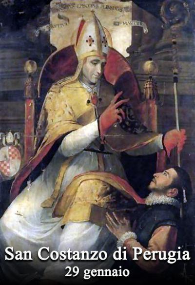 San Costanzo di Perugia