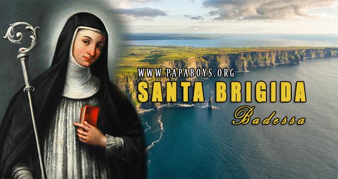 Santa Brigida d'Irlanda