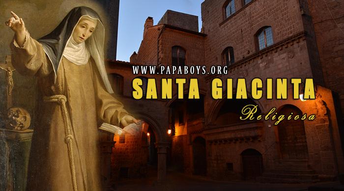 Santa Giacinta Marescotti Religiosa