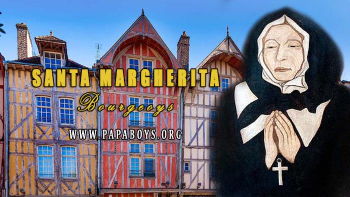 Santa Margherita (Marguerite) Bourgeoys