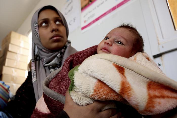 siria 15 bimbi morti di freddo