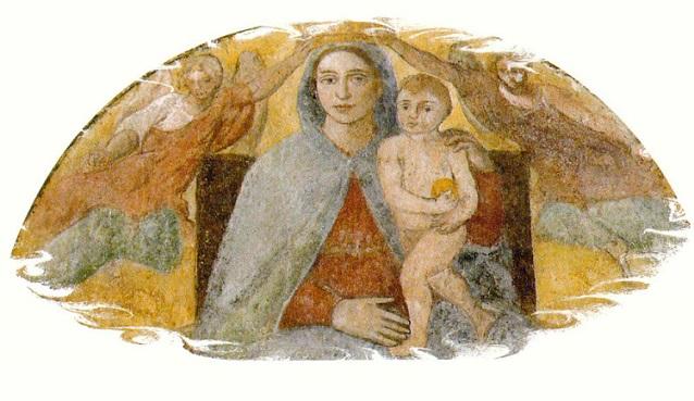 Lode a Maria 1 febbraio 2019 Madonna di Campitelli, prega per noi!
