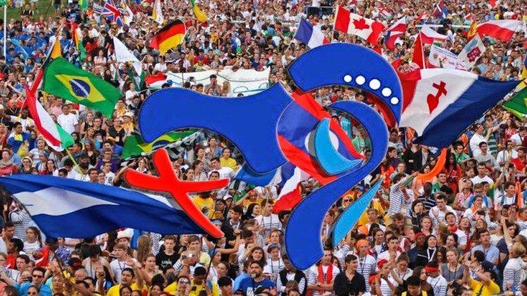 Il logo della XXXIV Giornata Mondiale della Gioventù a Panama