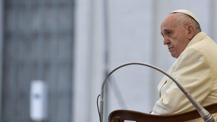 papa francesco.letteravescovi.americani