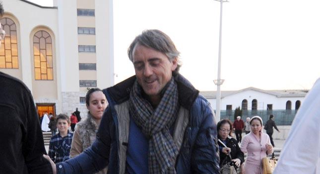 Roberto Mancini e la religione: