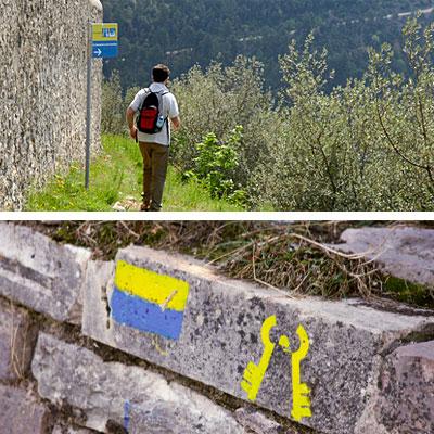 segnali-sulla-via-di-francesco-pellegrinaggio