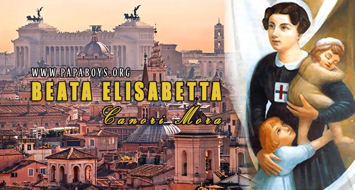 Beata Elisabetta Canori Mora