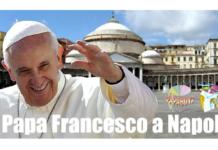 Papa a Napoli
