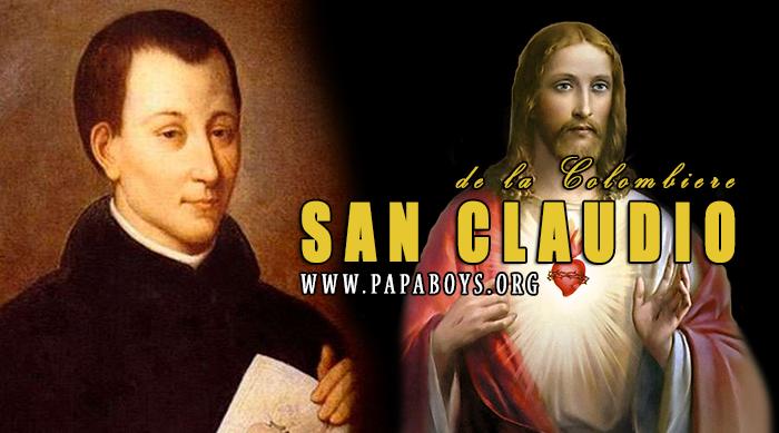 San Claudio de la Colombiere