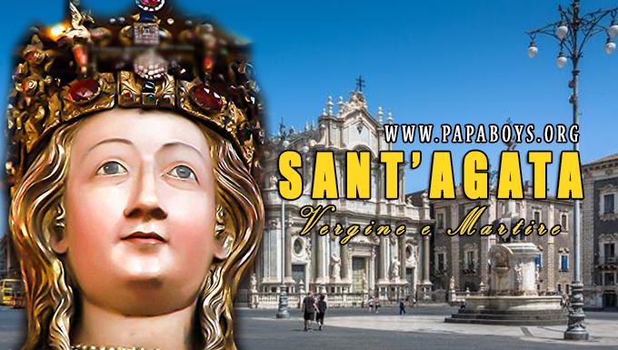 Sant'Agata vergine