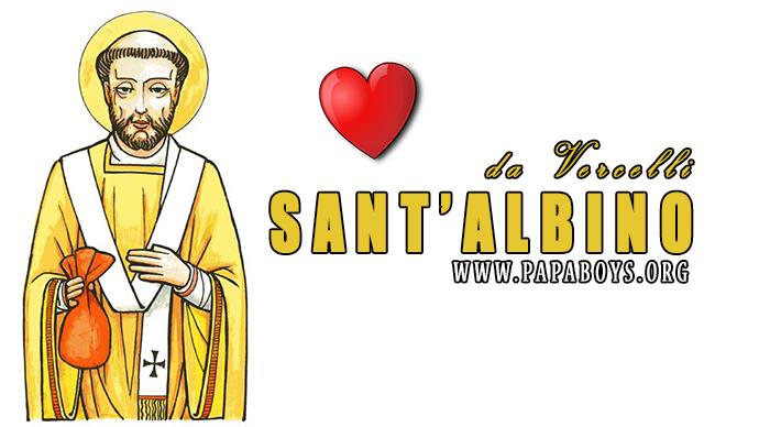 Sant'Albino da Vercelli
