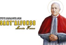 Sant'Alfonso Maria Fosco