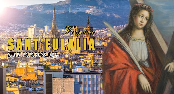 Santa Eulalia di Barcellona