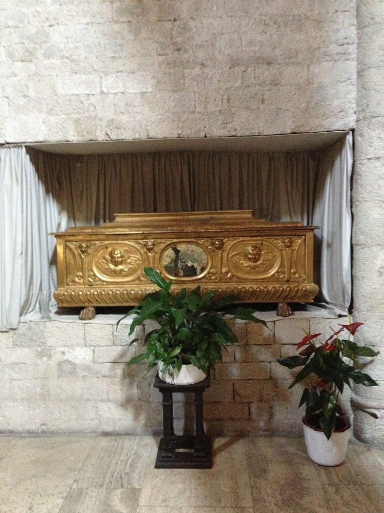 Tomba Beata Cristina da Spoleto