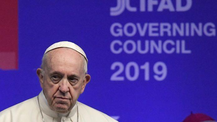 Papa Francesco Fao