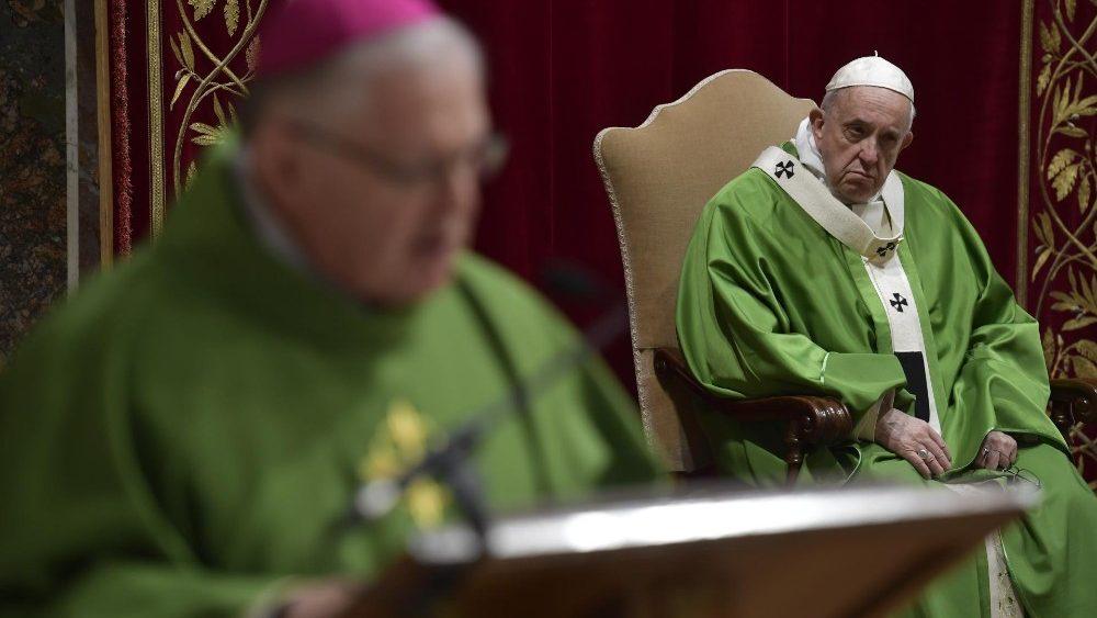 vaticano.messa24.02.2019