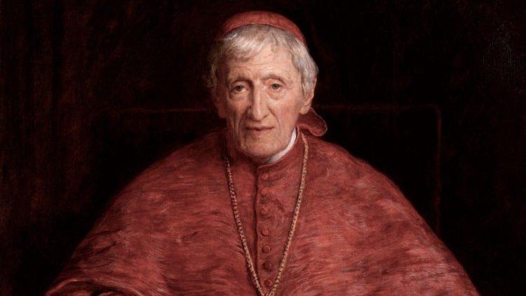 Il cardinale John Henry Newman