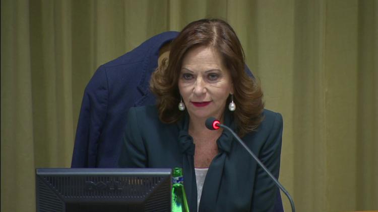 Terza relazione assemblea tutela minori Dr. Valentina Alazraki