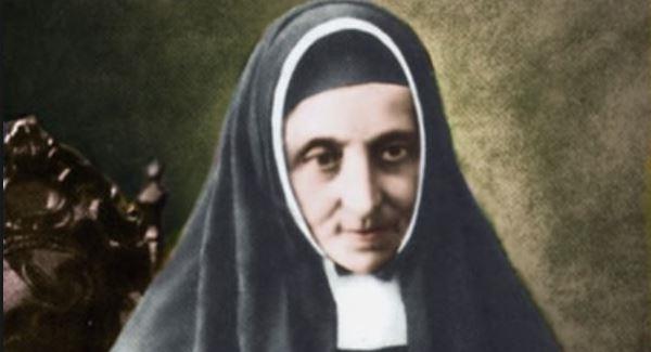 Santa Paola di San Giuseppe di Calasanzio