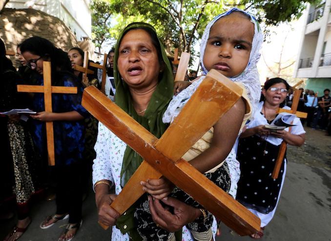 persecuzioni cristiane india