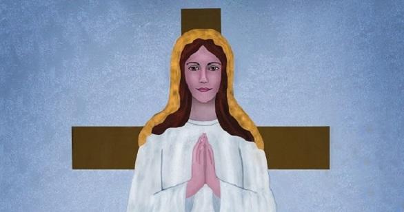 Ogni Giorno Una Lode a Maria, 24 febbraio. Madonna di Garaison, prega per noi!