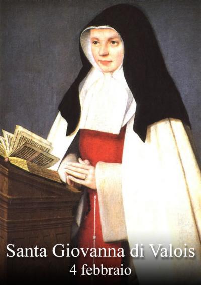 Santa Giovanna di Valois, Regina