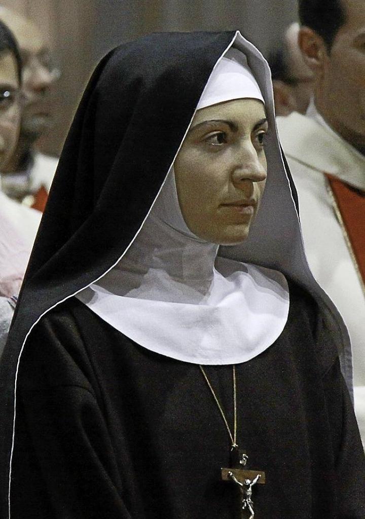suor Maria Cristiana Tiziana Zanetti