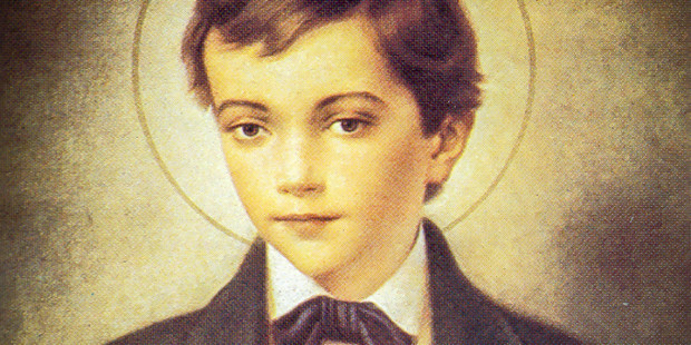 San Domenico Savio. Allievo di don Bosco