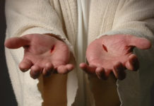 Coroncina 5 piaghe di Gesù