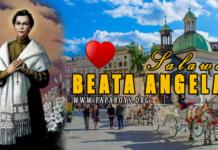 Beata Angela Salawa 12 Marzo