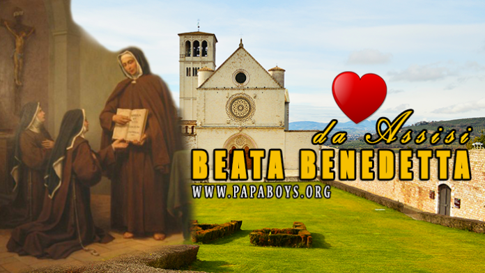 Beata Benedetta da Assisi