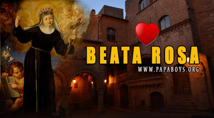Beata Rosa da Viterbo, Vergine