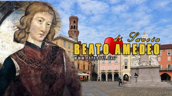 Beato Amedeo di Savoia