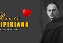 Beato Cipriano (Dedë) Nika