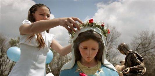 Lode a Maria 23 marzo 2019: Maria, Fiore di tutte le donne