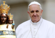 Papa Francesco LORETO 25 MARZO 2019