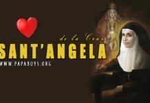Sant'Angela de la Cruz