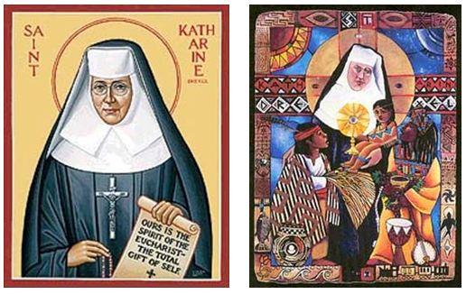 Santa Caterina (Katharina) Drexel