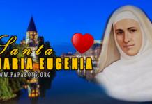 Santa Maria Eugenia di Gesù (Anna Milleret de Brou)