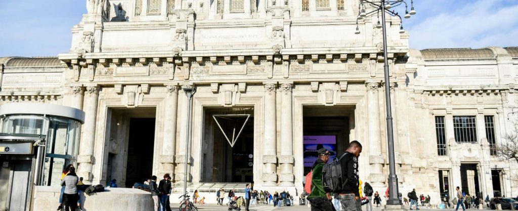 stazione centrale milano