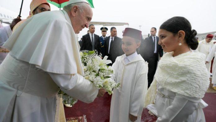 Papa Francesco.Marocco..30.03.2019