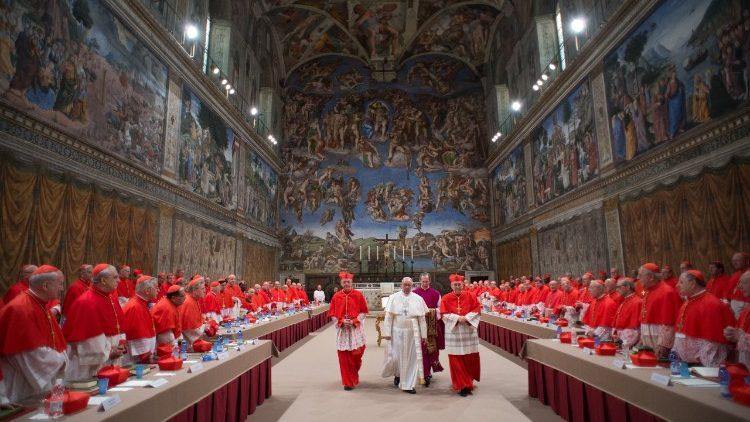 L'inizio del Pontificato di Papa Francesco