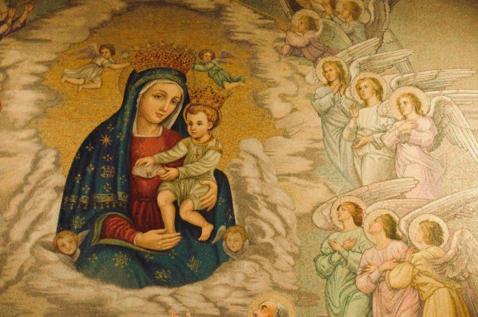 Ogni Giorno Una Lode a Maria, 5 marzo 2021. Supplica alla Madonna delle Grazie