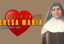 Beata Teresa Maria della Croce
