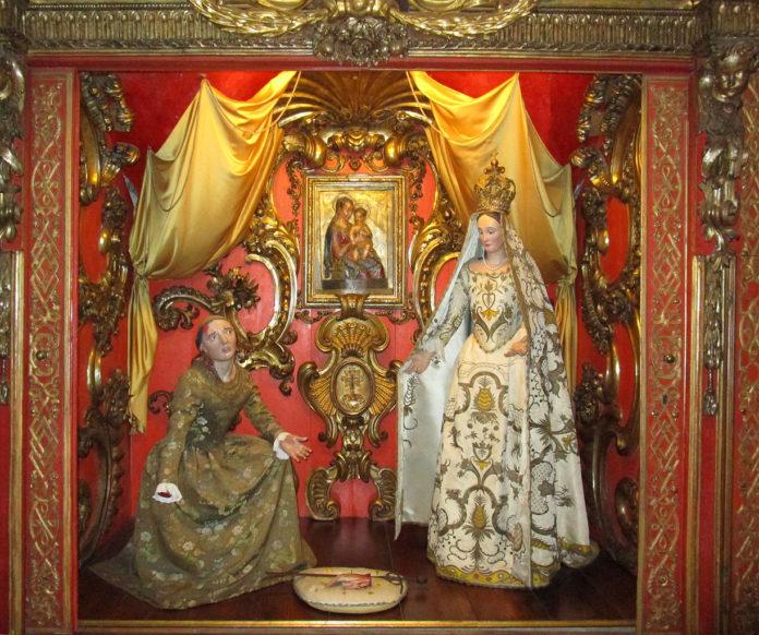 Ogni Giorno Una Lode a Maria, 3 aprile 2021. S. Maria della Croce, prega per noi