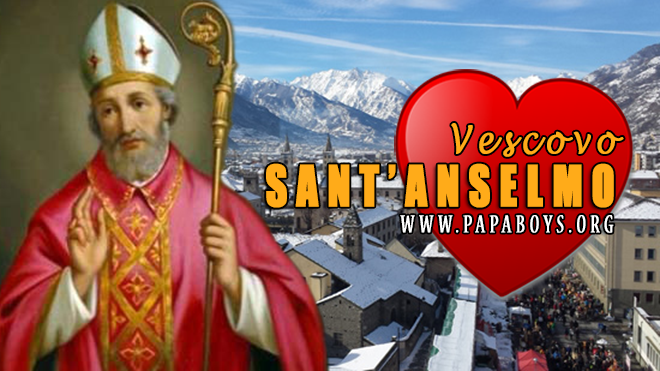 Sant'Anselmo, Vescovo